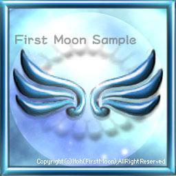 First Moon Blog イラストや素材 猫や犬 ピアス がま口 和雑貨 あぶらとり紙 日常の事まで色々blog